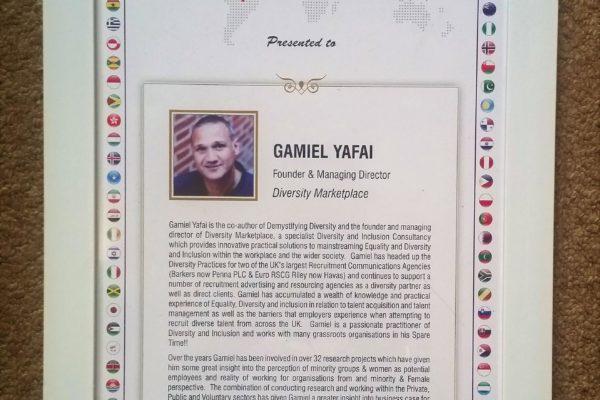 Global HRD Award